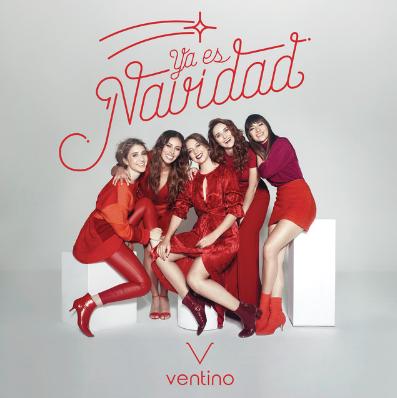 """Ventino presenta su álbum """"Ya es Navidad"""""""