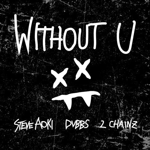 """Steve Aoki estrena su nuevo single """"Without U"""" con DVBBS Ft. 2 Chainz"""