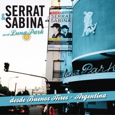 Serrat & Sabina (En El Luna Park – Argentina)