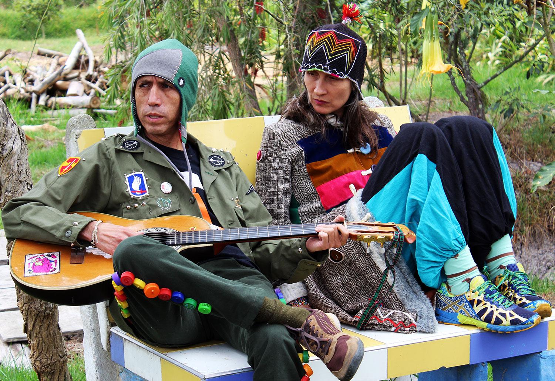 Imagen de Aterciopelados músico del género Trópico Sonoro activo en Los 90s
