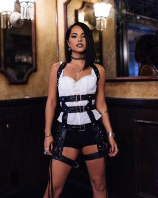 Imagen de Becky G músico del género Reggaeton activo en Los 2010s