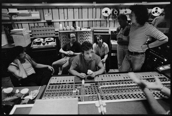 Imagen de Bruce Springsteen músico del género Rock activo en Los 70s