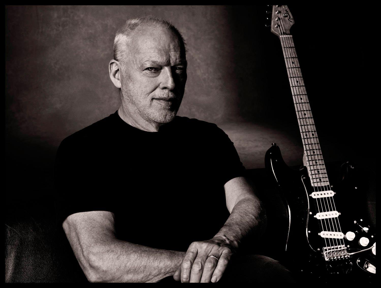 Imagen de David Gilmour músico del género Rock activo en Los 60s