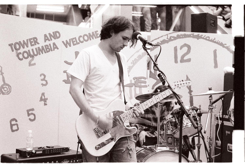 Imagen de Jeff Buckley músico del género Rock activo en Los 90s