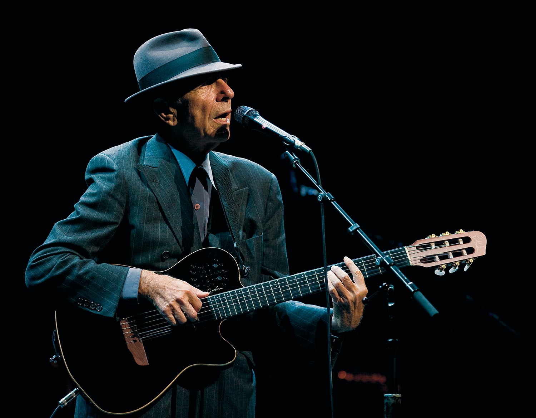 Imagen de Leonard Cohen músico del género Cantautor activo en Los 60s