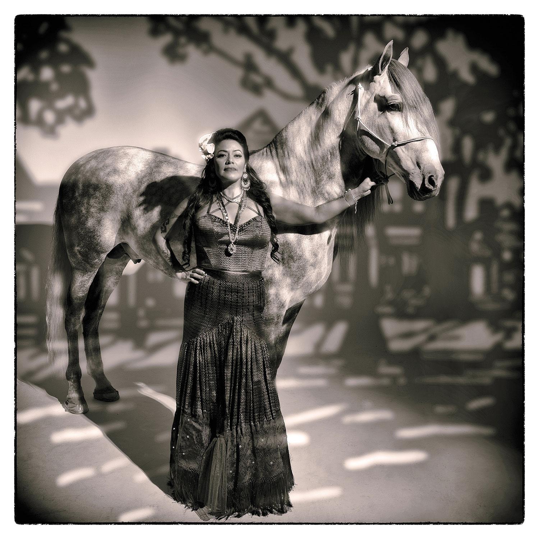 Imagen de Lila Downs músico del género Trópico Sonoro activo en Los 90s