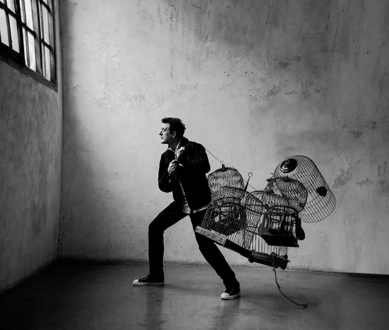 Imagen de Manolo García músico del género Pop activo en Los 80s