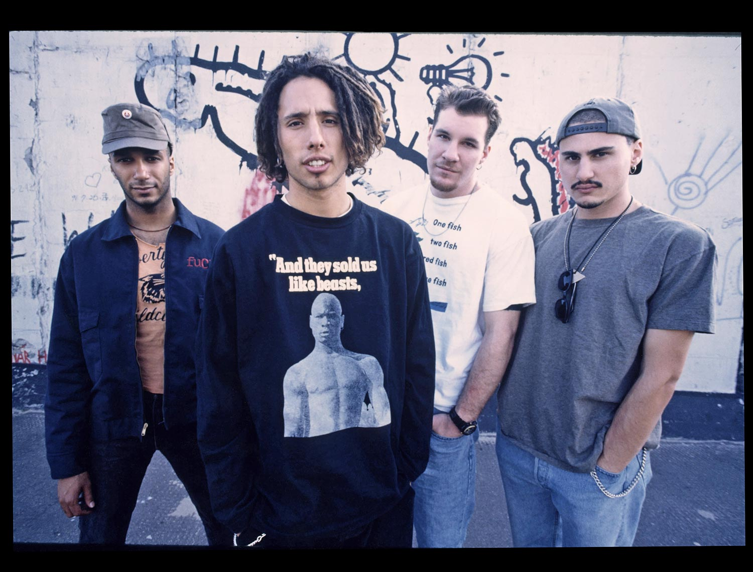 Imagen de Rage Against The Machine músico del género Rock activo en Los 90s