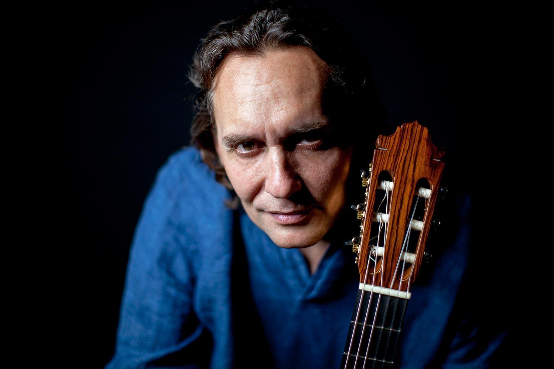 Imagen de Vicente Amigo músico del género Flamenco activo en Los 80s