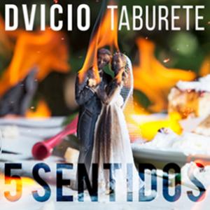 """Mira ya el vídeo de """"5 Sentidos"""", el nuevo single de DVICIO junto a Taburete"""