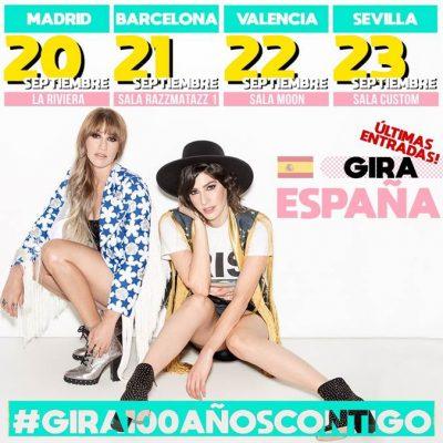 Hash Gira España