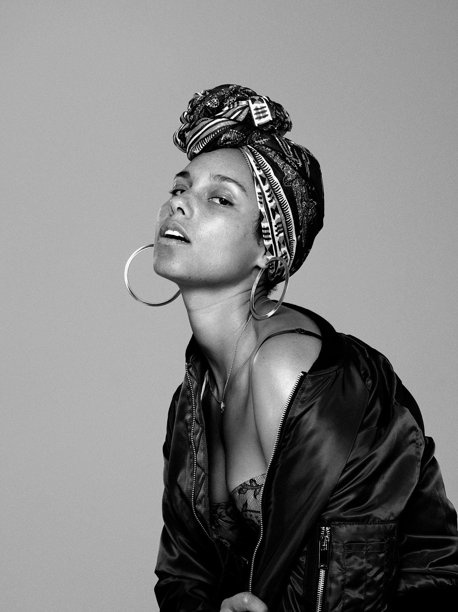 Imagen de Alicia keys músico del género Soul / R&B activo en Los 2000s