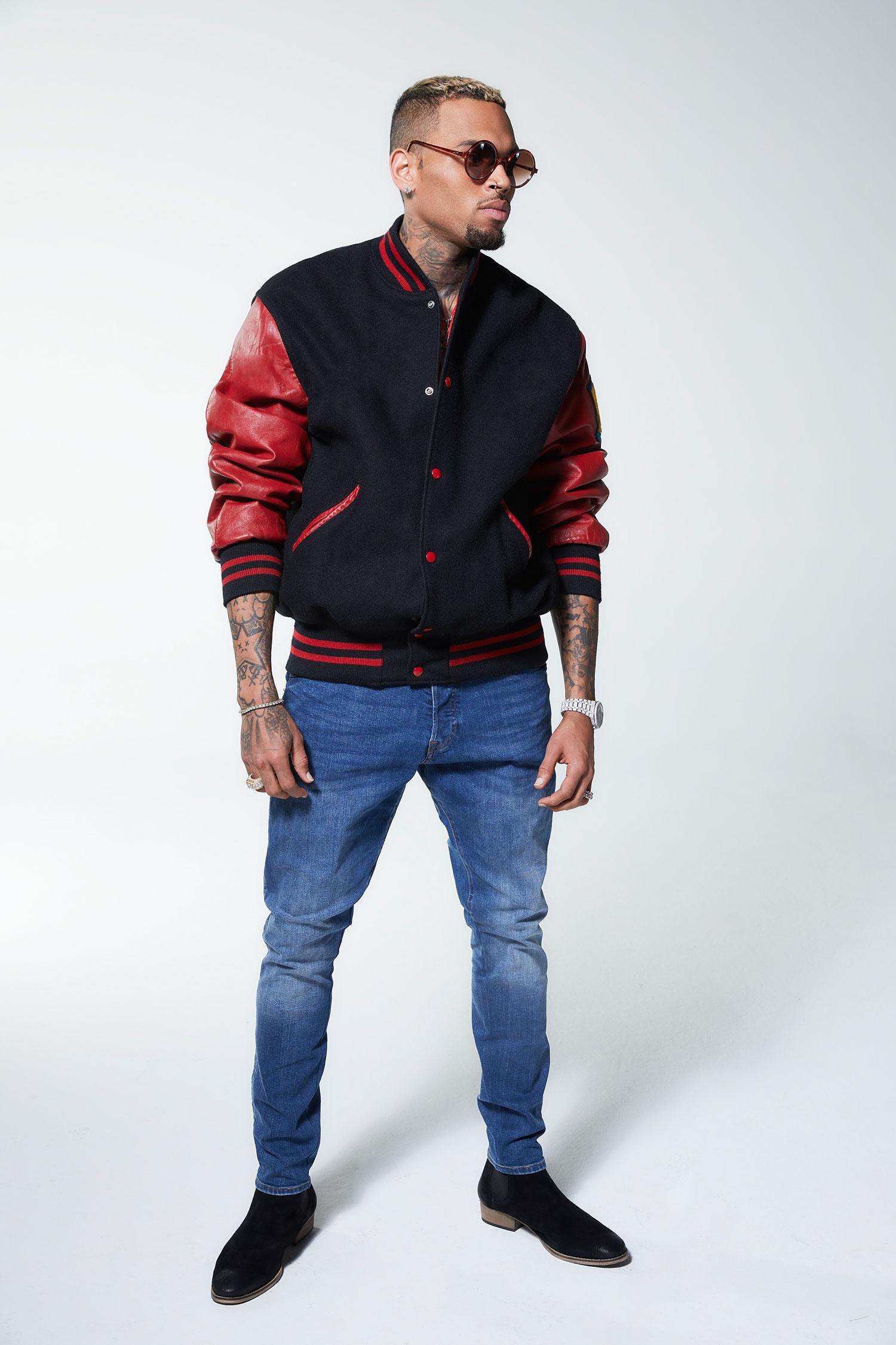 Imagen de Chris Brown músico del género Urbano activo en Los 2000s