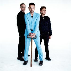Imagen de Depeche Mode músico del género Pop activo en Los 80s