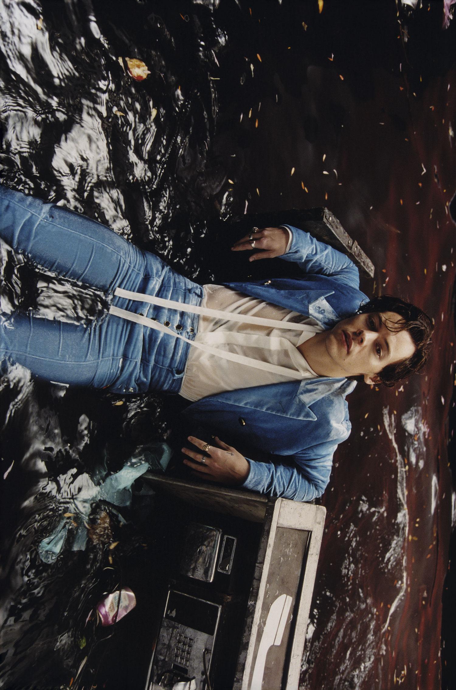 Imagen de Harry Styles músico del género Pop activo en Los 2010s