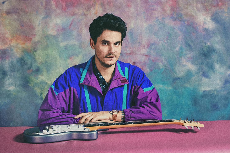 Imagen de John Mayer músico del género Pop activo en Los 2000s