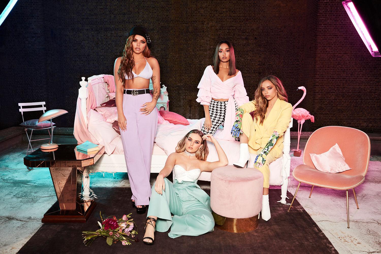 Imagen de Little Mix músico del género Pop activo en Los 2010s