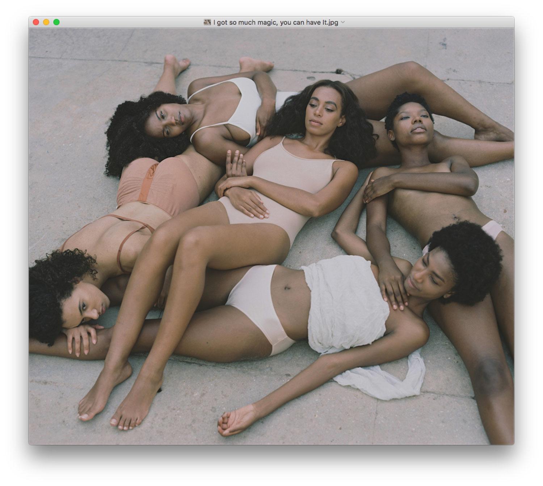 Imagen de Solange músico del género Soul / R&B activo en Los 2010s