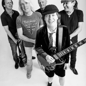 Imagen de AC/DC músico del género Rock activo en Los 70s