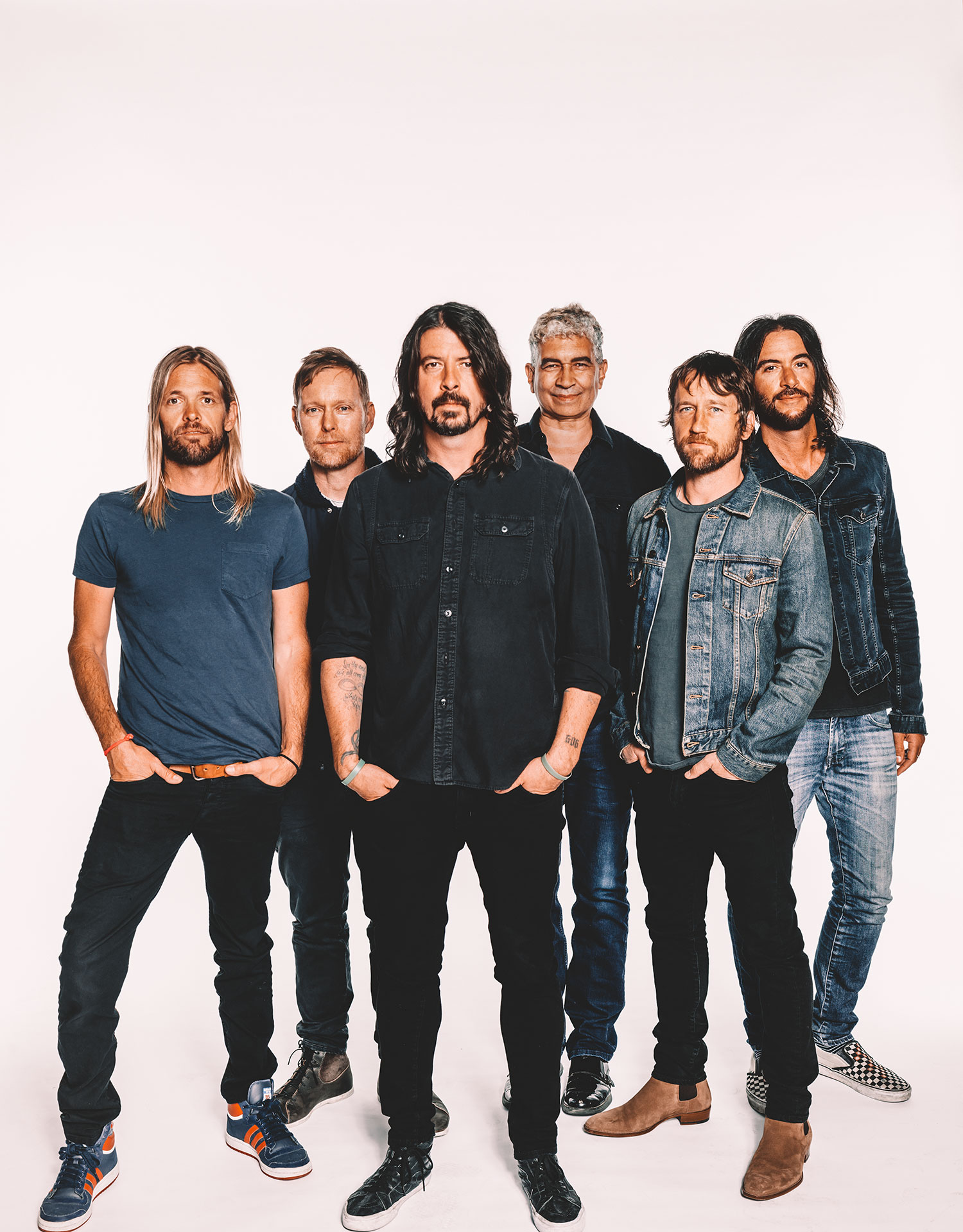 Foo Fighters Sony Music Espa 241 A