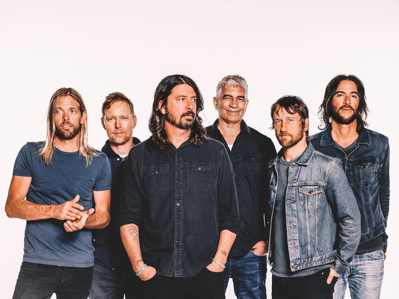 Imagen de Foo Fighters músico del género Rock activo en Los 90s