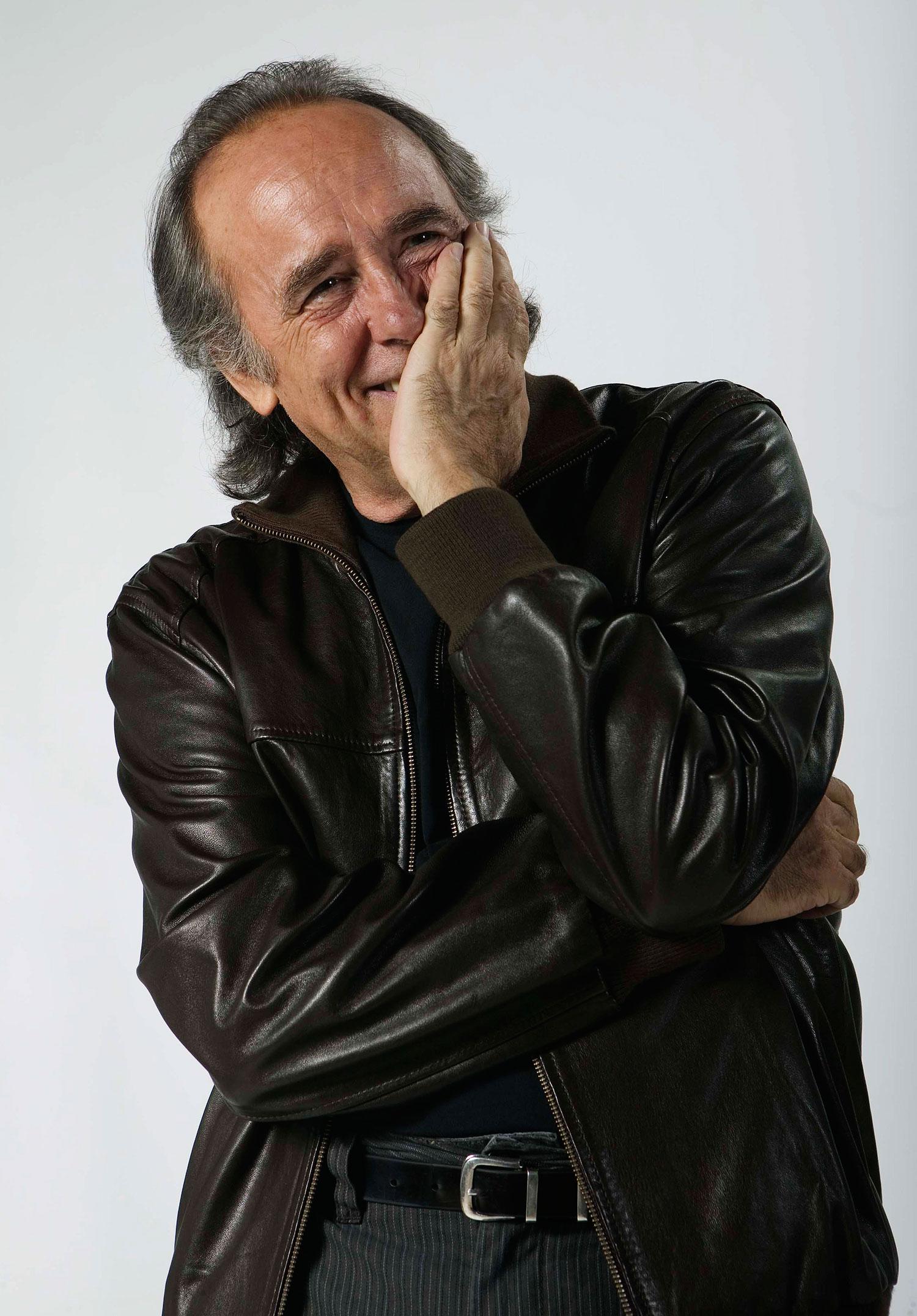 Imagen de Joan Manuel Serrat músico del género Cantautor activo en Los 60s