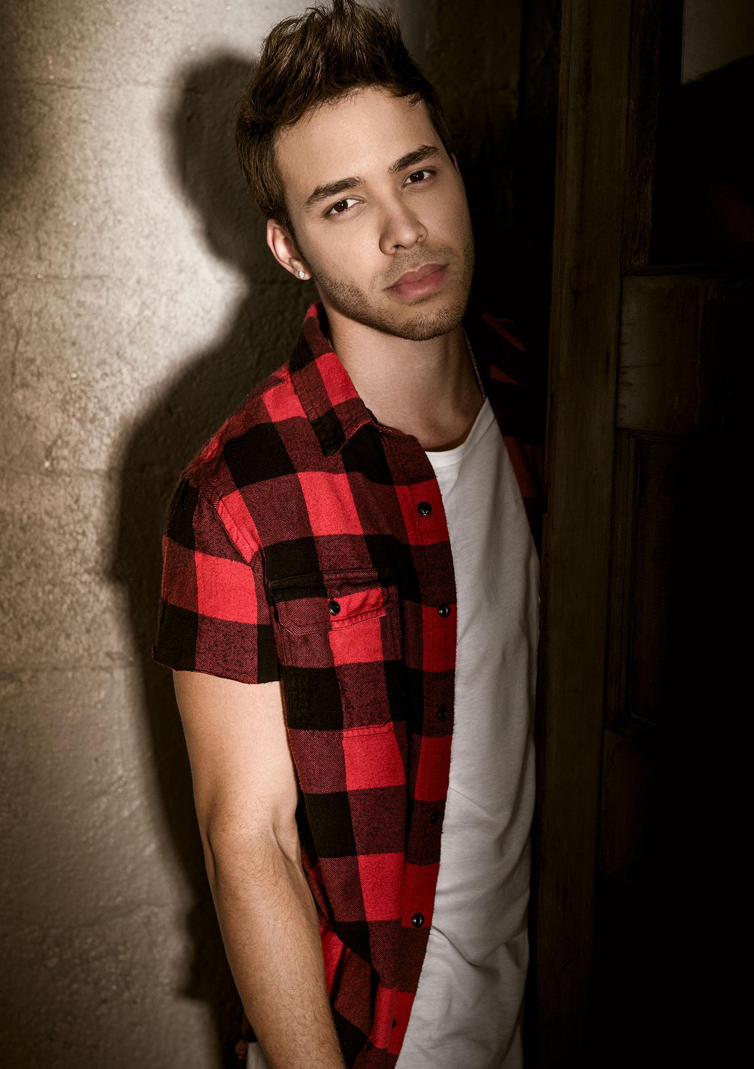 Imagen de Prince Royce músico del género Latino activo en Los 2010s