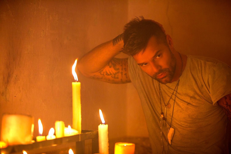 Imagen de Ricky Martin músico del género Latino activo en Los 90s