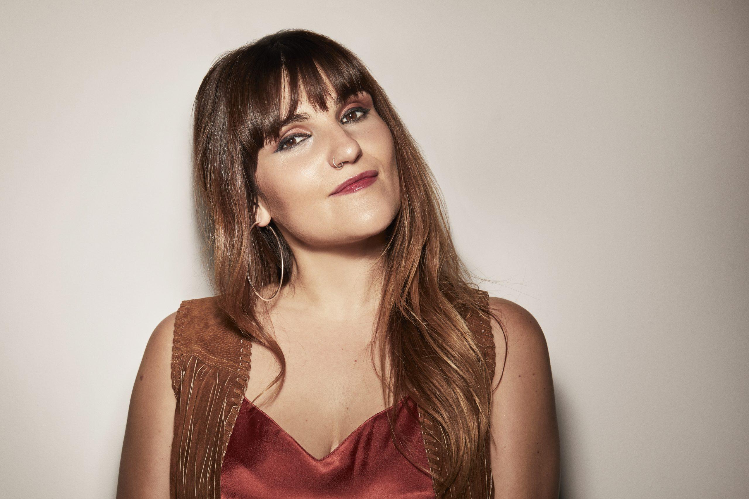 Imagen de la cantautora española Rozalén
