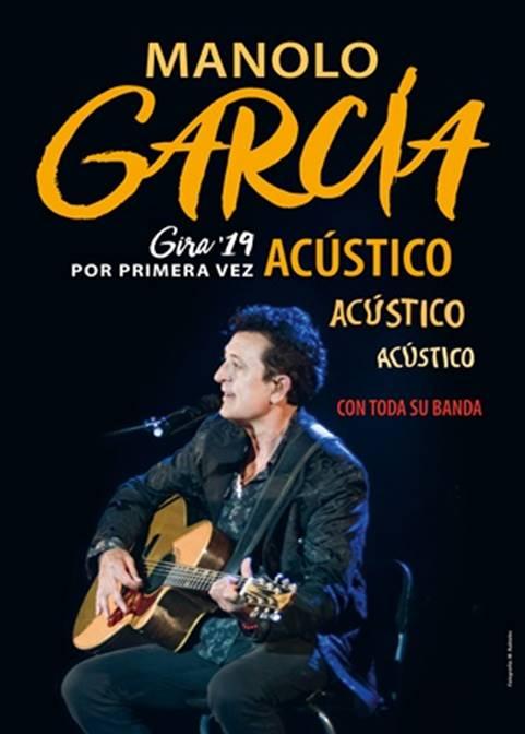 Manolo García comienza hoy su gira acústica