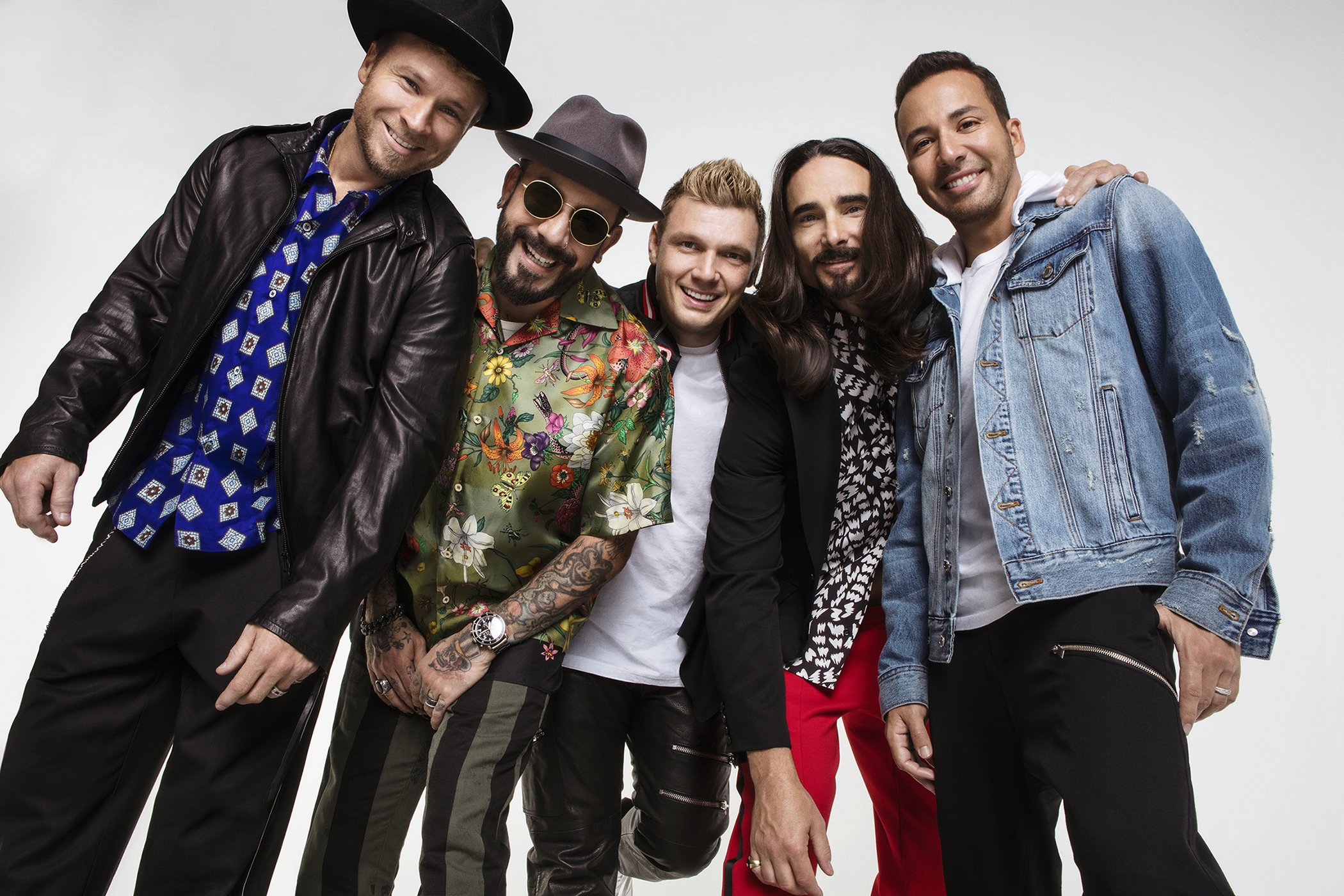 Backstreet Boys 2018