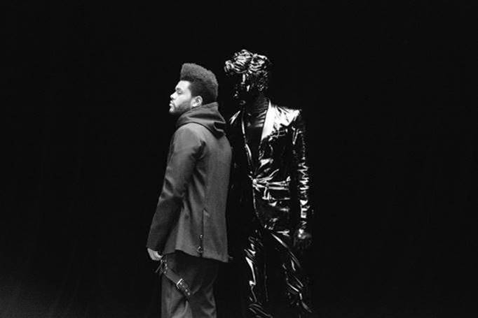 "Gesaffelstein y The Weeknd lanzan su nuevo single y vídeo ""Lost in the Fire"""
