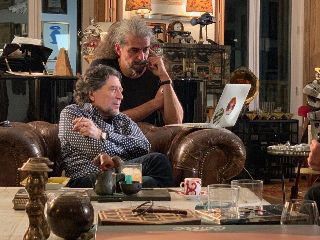 Sony Music España anuncia una serie basada en la vida de Joaquín Sabina y un documental sobre el artista bajo la dirección de Fernando de Aranoa