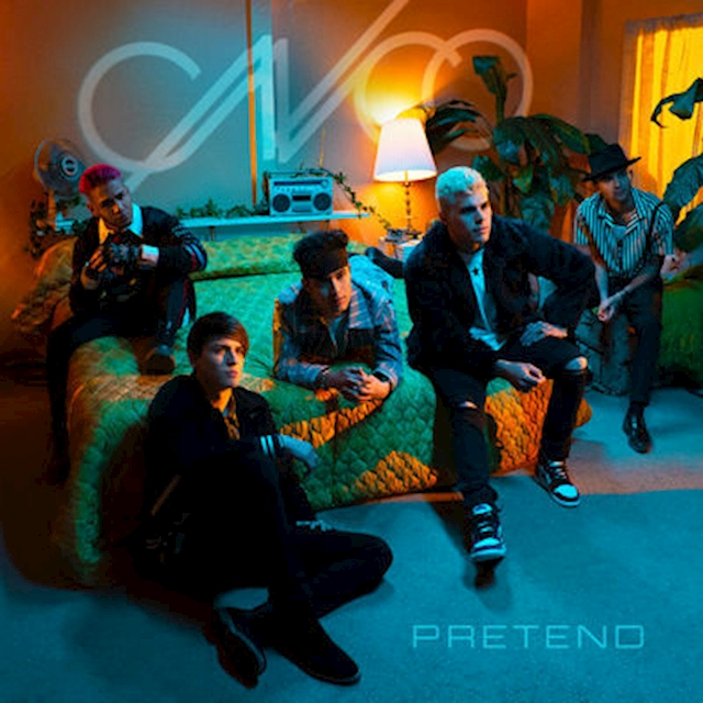 "CNCO lanza su nuevo hit global ""Pretend"""