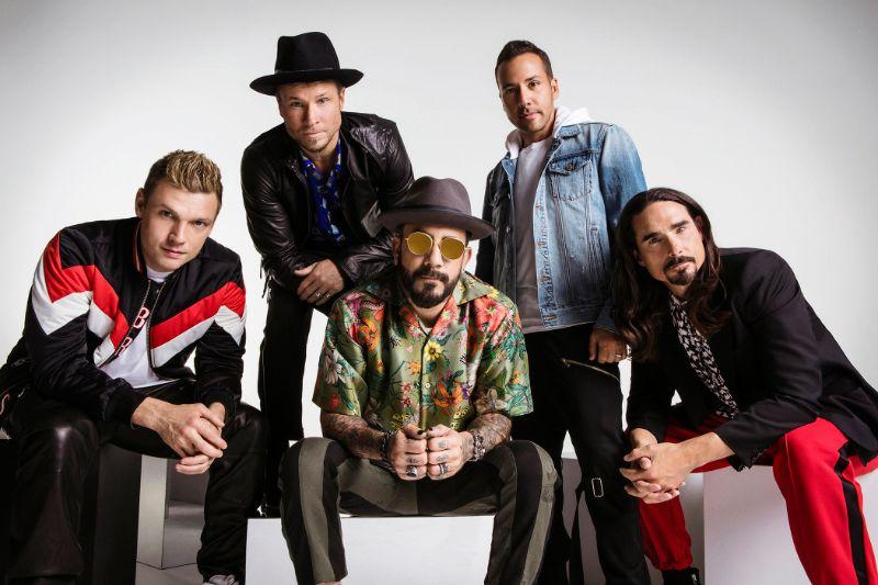 'DNA', el nuevo álbum de Backstreet Boys, debuta en el No.4 de la lista de ventas