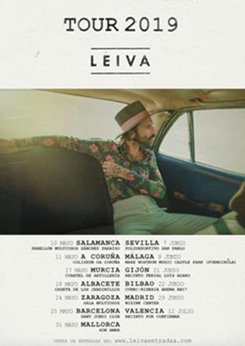 """Leiva desvela su nuevo single """"Lobos"""""""