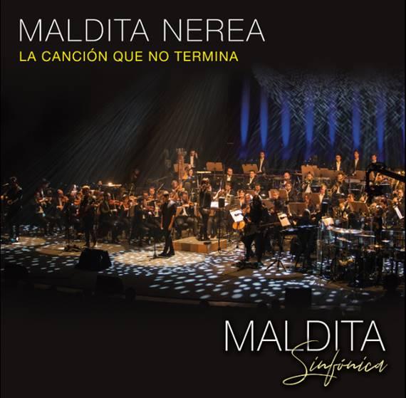 """Maldita Nerea presenta """"La canción que no termina"""", segundo adelanto de """"Maldita Sinfónica"""""""