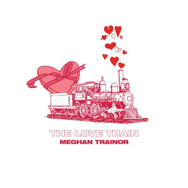 "Meghan Trainor publica su nuevo EP ""The Love Train"""
