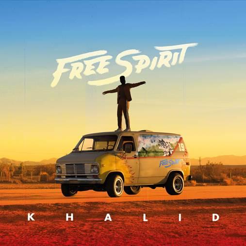 """El nuevo álbum de Khalid """"Free Spirit"""" ya a la venta"""