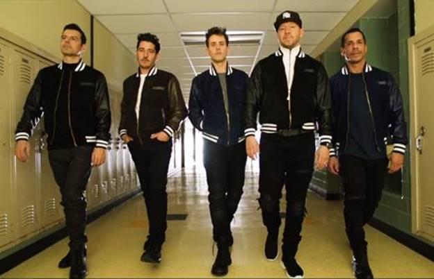 """New Kids On The Block estrenan el vídeo de su nueva canción """"Boys In The Band"""""""