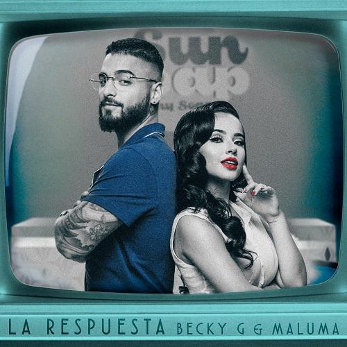 """Becky G lanza su nuevo single y vídeo """"La Respuesta"""" junto a Maluma"""