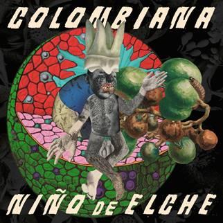 """Ya a la venta """"Colombiana"""", el nuevo álbum de Niño de Elche, en formatos LP CD y digital"""