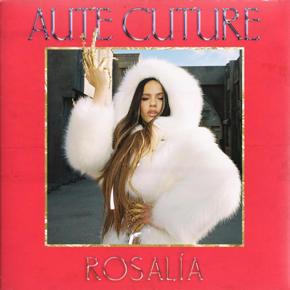 """Rosalía lanza su nuevo single y vídeo: """"Aute Cuture"""""""