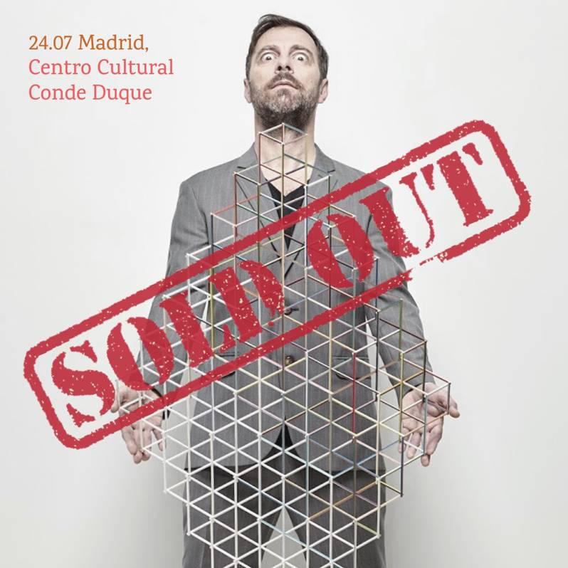 Kevin Johansen agota las entradas para su concierto en Madrid
