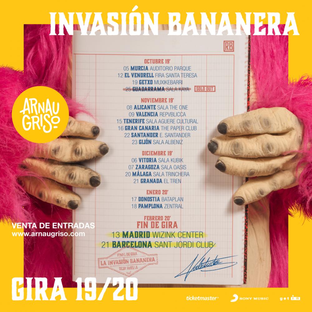 "Arnau Griso lanzan su nuevo single 'ego-friendly': ""Yo"""