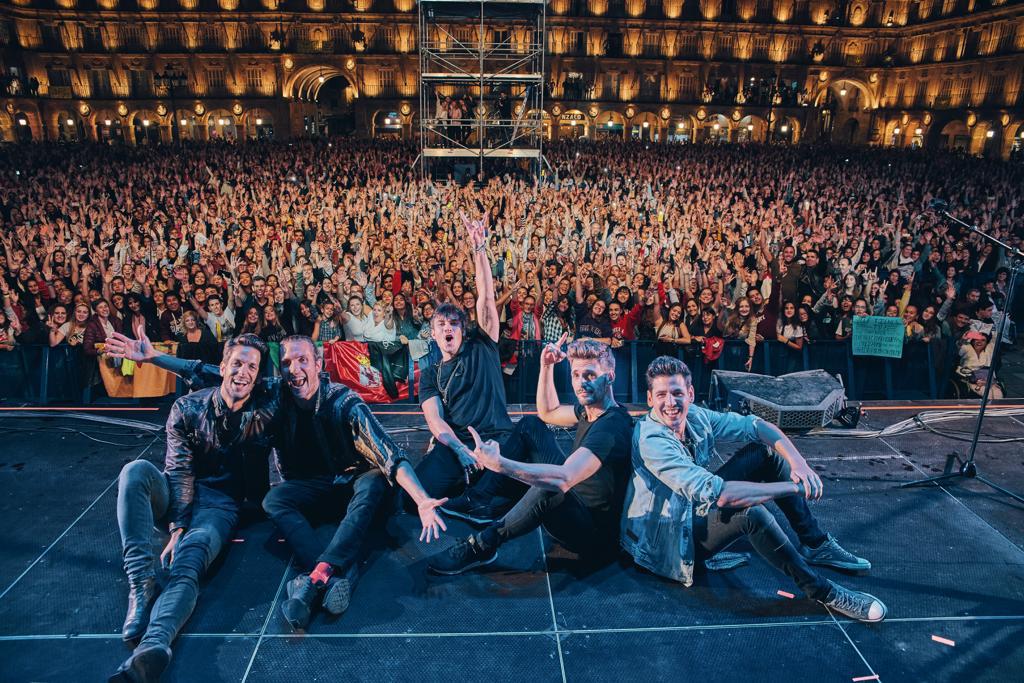 DVICIO actuarán en el ROCK IN RIO Brasil y amplían fechas gira España