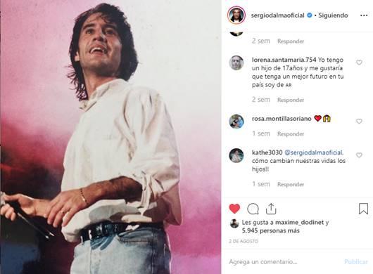 Sergio Dalma celebra 30 años de carrera con el lanzamiento de un nuevo disco