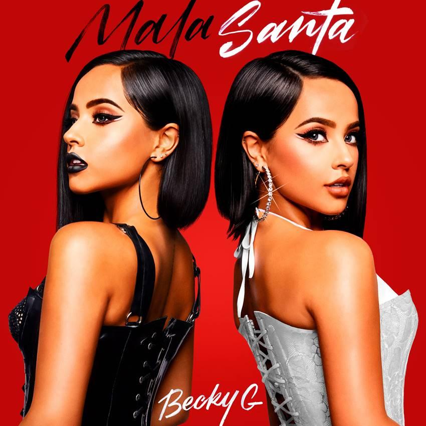 "Becky G publica hoy su álbum ""Mala Santa"""