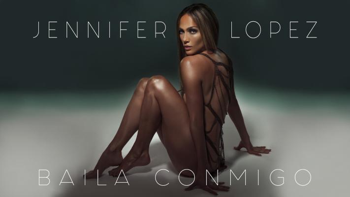 """Jennifer López lanza por sorpresa su nuevo single: """"Baila conmigo"""""""