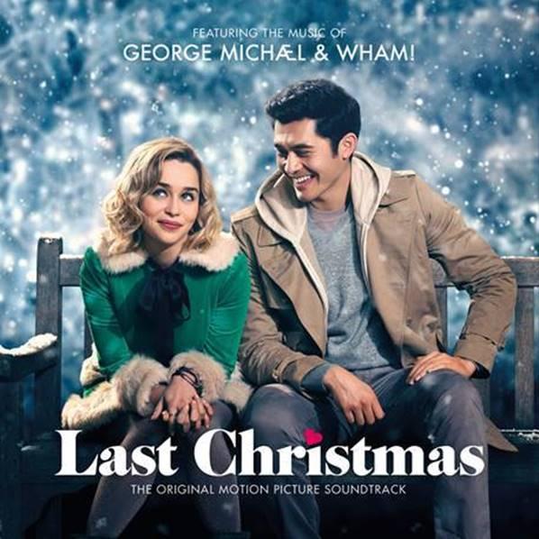 """Ya a la venta la banda sonora de la comedia navideña """"Last Christmas"""", inspirada en la música de George Michael y Wham!"""